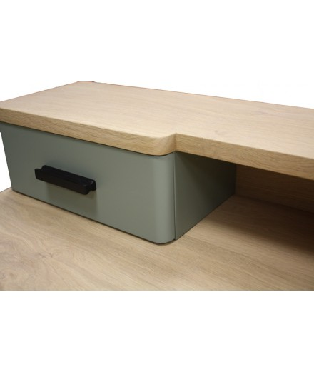 Bureau collection cooper longueur 130 cm